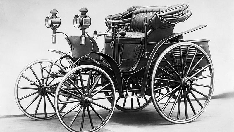 Первый автомобиль России