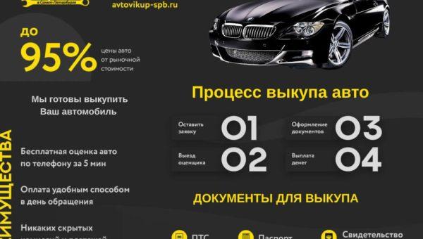 Trade-in авто в СПб